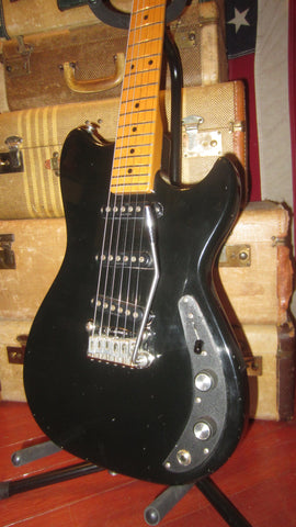 1983 G & L SC-3 Solidbody Electric Black