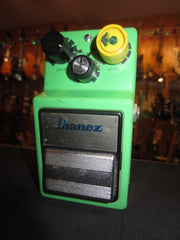 Vintage Circa 1983 Ibanez TS-9 Tube Screamer