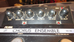 Pre Owned 1984 Pearl CE-22 Chorus Ensemble Black & Purple