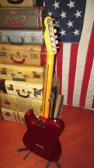 Vintage 1985 Fender Telecaster Candy Apple Red