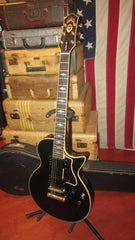 Circa 1985 Guild Nightbird GG Black w/ Original Case