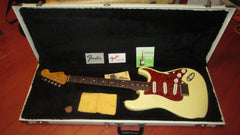 1988 Fender Custom Shop 1962 Re-Issue Stratocaster (1962 reissue) White
