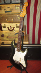 1989 Fender Strat Plus Silverburst Finish with original case