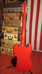 Vintage 1989 Gibson SG Special Ferrari Red w/ Gig Bag