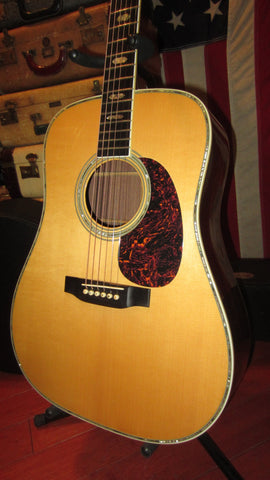 Clean Original 1989 Martin D-41 Natural