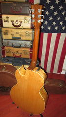 Original 1993 Gibson Starburst Acoustic / Electric Flattop Acoustic Natural