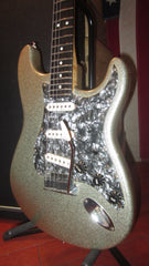 1994 Fender John Cruz Custom Shop Stratocaster #4 of 7 Silver Sparkle