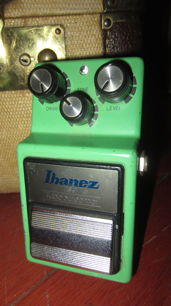 Vintage 1994 Ibanez TS-9 Tube Screamer Overdrive Pedal