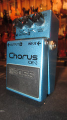 1995 BOSS CS-3 Chorus Blue Made in Japan