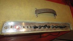 "Pre-Owned 1995 Fender Blues DeVille 4x10"" Combo Amp Tweed"