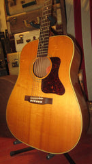 1995 Gibson Gospel Dreadnought Acoustic Natural with original case