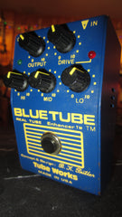 Pre Owned 1995 Tube Works Blue Tube Real Tube Overdrive Blue