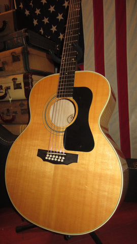 Original 1997 Guild JF30-12 12 String Acoustic Flattop Guitar