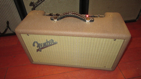 1998 Fender 63 Tube Reverb Brown Tolex