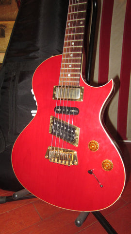 Pre-Owned 1998 Gibson Nighthawk ST-3 Red