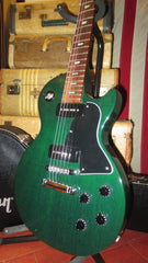 2000 Gibson Les Paul Special Green Finish Stunning Clean and All Original with Original Case