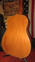 2002 Gibson J-50 Acoustic Natural with pickup