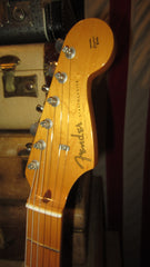 2003 Fender '57 Re-Issue Stratocaster (1957 reissue) Candy Apple Red