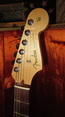 2003 Fender Custom Shop '56 Stratocaster NOS w Red Dots and Pickguard Blonde w Red Dots & Guard