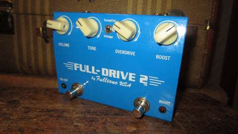 Pre-Owned Fulltone Full-Drive 2 Overdrive Pedal