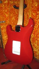 2004 Fender Custom Shop 1960 Stratocaster NOS Murphy Finish and Aged Dakota Red