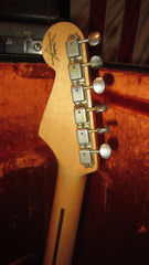 2005 Fender  Custom Shop 1965 Stratocaster Relic w/ Maple Neck Sunburst