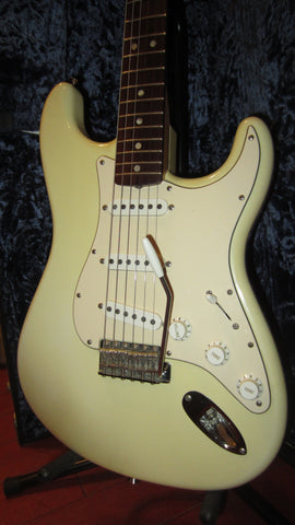 2005 Fender Custom Shop 1969 Stratocaster NOS (1969 reissue) White