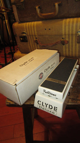 Pre-Owned 2006 Fulltone Clyde Deluxe Wah w/ Original Box & Paperwork