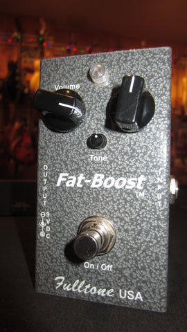 2007 Fulltone Fat-Boost FB-1 Grey