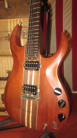 ~2009 Esoterik DR1 Solidbody Electric Natural