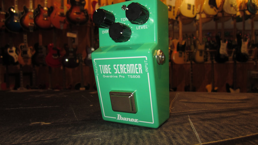 Preowned TS-808 Reissue Tube Screamer Overdrive