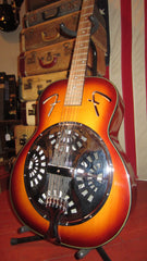 Circa 2010 Fender FR-50 Resonator Sunburst