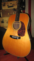 2010 Martin HD-28 Dreadnought Acoustic Natural Sounds Amazing w/ Original Case