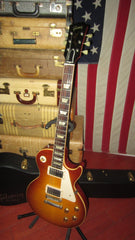 2011 Gibson Les Paul Standard R9 '59 Re-Issue Sunburst w/ Original Case