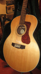2011 Guild F-1512 12 String Electric Acoustic Natural