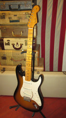 Pre Owned 2012 Fender Eric Johnson Stratocaster Sunburst Clean And All Original