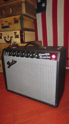 Pre-Owned 2013 Fender Princeton Reverb Tube Combo Amplifier