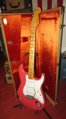 2013 Fender Custom Shop '55 Relic Stratocaster Fiesta Red Finish