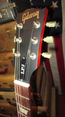 2013 Gibson LPJ Les Paul Faded Cherry Red