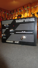 Circa 2015 Roger Mayer Voodoo Axe Distortion