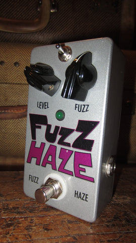 Pre-Owned Throbobak Fuzz Hase Germanium Fuzz Pedal w/ Box and Papers