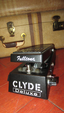 Pre-Owned Fulltone Clyde Deluxe Wah pedal