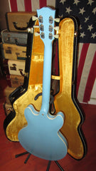 2016 Gibson 1964 ES-345 VOS in original Frost Blue!