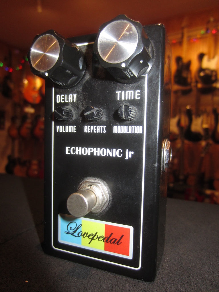 Pre Owned Circa 2016 Lovepedal Echophonic Jr. Delay Pedal