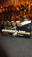 2016 Pigtronix Philosophers Tone Compressor Black