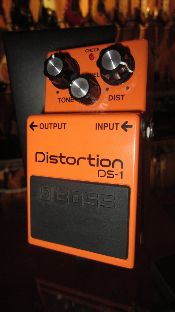 2019 Boss DS-1 distortion pedal Orange