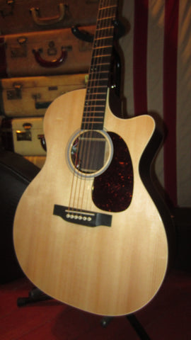 2017 Martin Custom GPCPA4 Natural