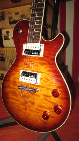 2017 Michael Kelly Patriot Enlightened Dark Amber Burst