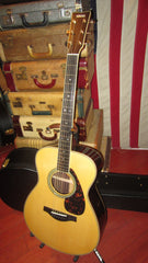 Pre Owned Circa 2017 Yamaha LS16 Acoustic Electric Flattop Guitar