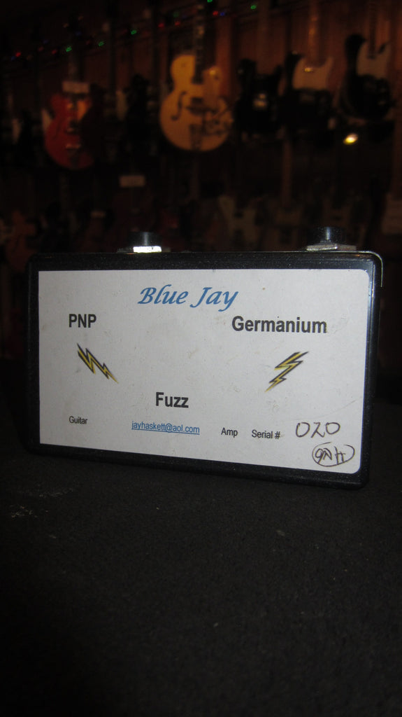 Blue Jay Germanium Fuzz Box